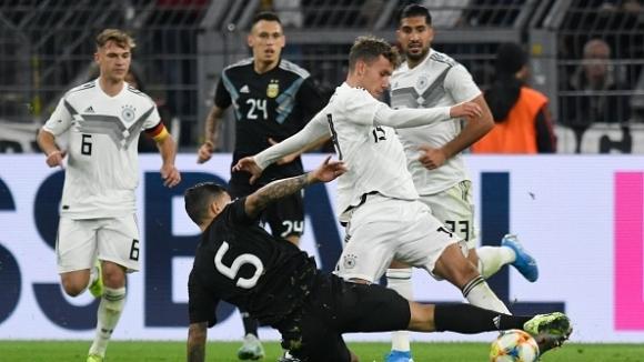 Германия можеше да разгроми Аржентина, а накрая едва не загуби (видео)