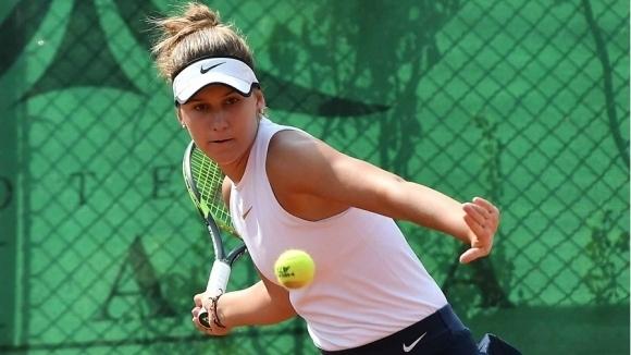 Гергана Топалова преодоля втория кръг в Анталия