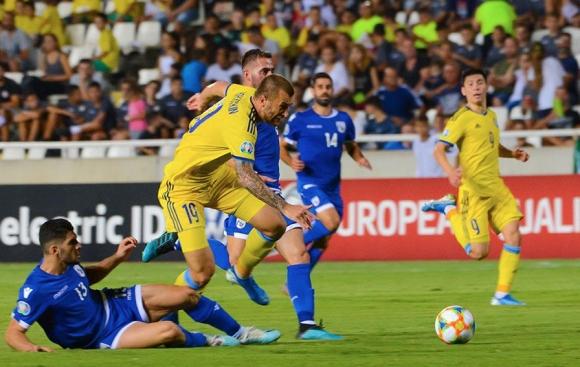 Кипър спечели битката за третото място в групата на Белгия
