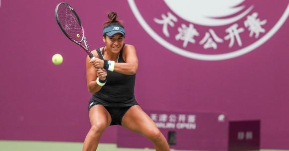 Ясни са финалистките на турнира в Тянцзин