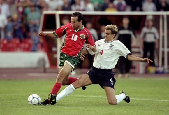 Ето какво правят националите от мача България – Англия, игран през 1999 година