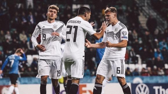 Германия без своя голмайстор срещу Естония (гледайте тук)