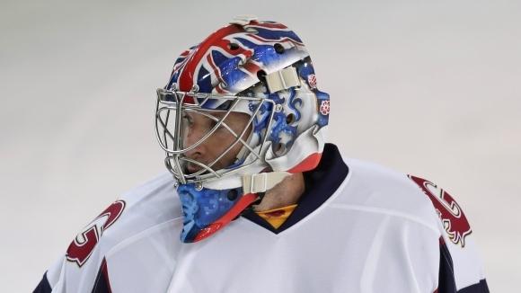 Петер Чех дебютира с победа в хокея