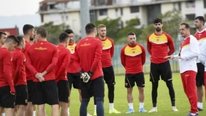 Крило на Черна гора: Измислена дузпа ни отне победата срещу България