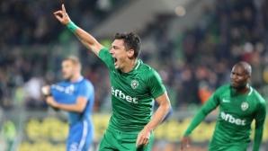 Странно, но факт: треньорите в България не смятат, че футболистите на Лудогорец са №1