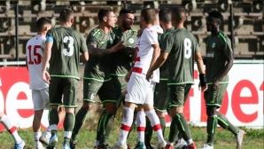 """Южняшки страсти в битката между Беласица и Вихрен - гледайте """"Часът на Трета лига"""" (видео)"""