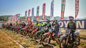 България спечели 19 от възможни 21 отличия в BMU European Motocross championship