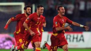 Футболните национали на Черна гора се надъхват за победа срещу България