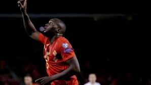 Белгия вкара 9 гола и изпревари всички по пътя за Евро 2020 (видео)