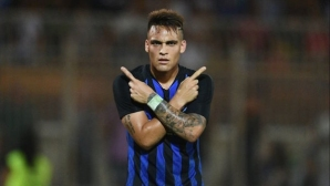 Агентът на Лаутаро Мартинес зарадва Интер