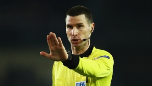 Български рефери ще ръководят мач на Германия
