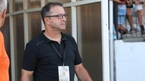 Желко Петрович настоява да му бъдат изплатени всички заплати