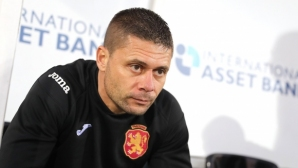 Александър Димитров: Много сме разочаровани, не заслужавахме да загубим