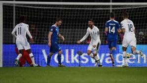 Франция превзе Рейкявик преди мача на истината срещу Турция (видео)
