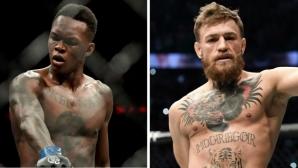 Биспинг: Адесаня може да детронира Конър и да стане най-голямата звезда на UFC