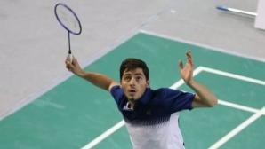 Даниел Николов отпадна на четвъртфиналите в Алмере