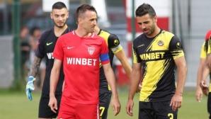 Ботев на Феро тръгна с победа срещу кошмара на Желко Петрович