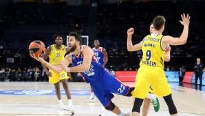 Мицич е MVP на втория кръг в Евролигата