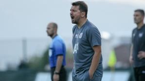 Крушчич обяви визията си за ЦСКА-София, не иска да говори за Бодуров (видео)