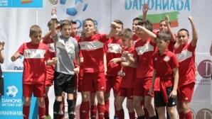 Берое и ЦСКА-София се представиха достойно на турнира в Барселона