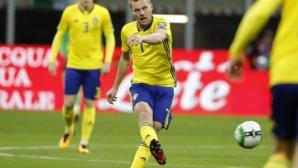 Швеция свали Румъния от второто място в група F