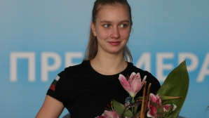 Фейгин и Левушкина с бронзови медали от турнира Денис Тен Мемориал