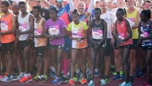 Етиопка спечели Маратона на София при жените