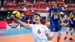Канада шокира Италия на Световната купа (видео + снимки)