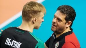Пламен Константинов изведе Локо (Новосибирск) до 8-а поредна победа