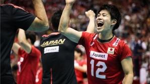 Япония удари Иран в дербито на Азия (видео + снимки)