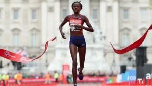 Бригид Косгей счупи световния рекорд в маратона при жените