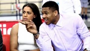Най-ценният играч в НБА ще става баща