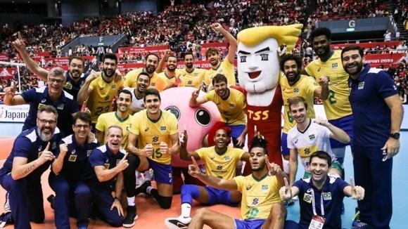Бразилия триумфира със Световната купа (видео + снимки)