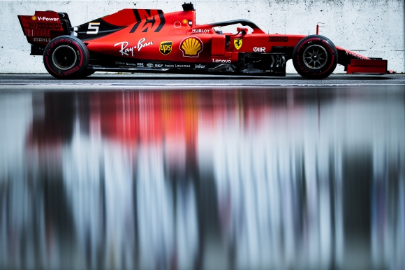 Shell и Ferrari - едно вдъхновяващо партньорство