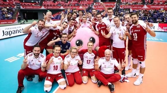 Световните шампиони от Полша със сребро на Световната купа (видео + снимки)