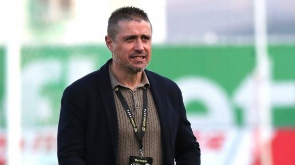 Енгибаров: Ако играят само българи в отборите, ще сме равностойни на всички