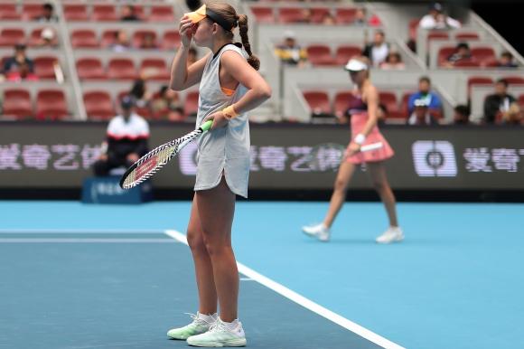 Йелена Остапенко на полуфинал в Люксембург