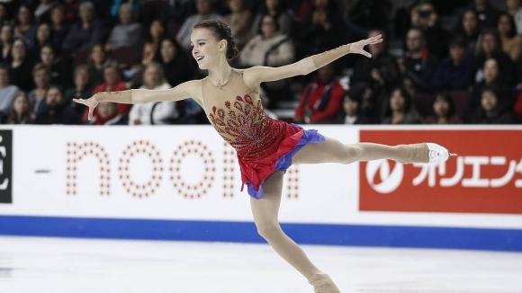 15-годишна рускиня спечели