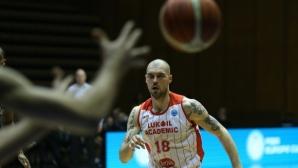 И Гларуса спира с баскетбола