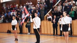 Няколко поколения се събраха за половин век хандбал в Горна Оряховица