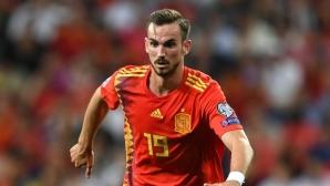 Фабиан се присъедини към дългия списък от халфове на Реал Мадрид
