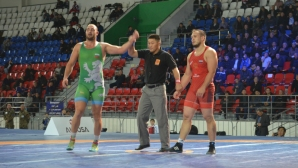 Георги Димитров взе бронз на турнир в Якутия