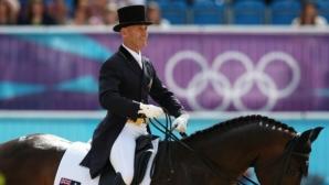 Легенда в конния спорт се класира за осми олимпийски игри
