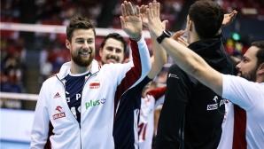 Полша си гарантира медал на Световната купа (видео + снимки)