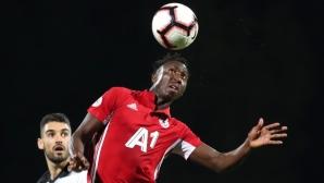 ЦСКА-София внесе яснота: Бикел аут за поне 6 мача, под въпрос е за Лудогорец