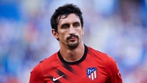 Савич ще липсва около месец след травма от мача с България