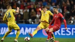 И Украйна си осигури класирането на Евро 2020