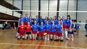 СК Перун спечели турнира по волейбол за Купа Варна