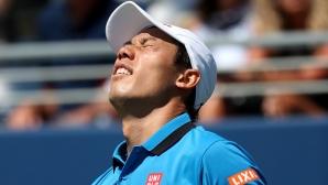 Нишикори пропуска и турнира във Виена