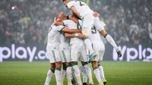 Хасани не игра за Алжир при победа над Колумбия (видео)